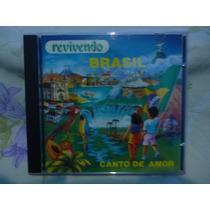 Brasil - Canto De Amor - Cd Nacional