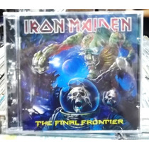 Cd Iron Maiden The Final Frontier 2010 ((novo))