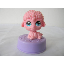 Littlest Pet Shop Mc Donalds Ovelha Rosa