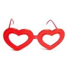 Óculos Para Festas Coração Sem Lente Fiorela (3358)
