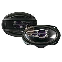 Par Auto Falante 6x9 Quadriaxial 400w Pmpo Pioneer Ts-6940br
