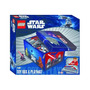 Lego Star Wars Maleta Bolsa Battle Bridge Playmat