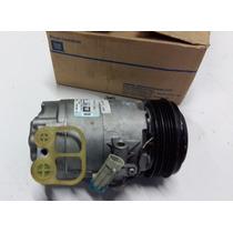 Compressor Ar - Astra 99/ Vectra 06/ Zafira - Novo Original
