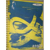 Livro Alfa 6 - Anglo