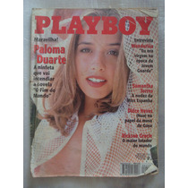 Playboy Nº 249 Paloma + Revista Brazil Sex Magazine Nº 11