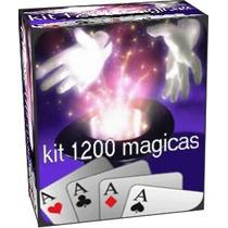 Kit De 1200 Magicas.entrega Imediata! .frete Grátis