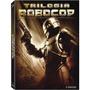Box Dvd Robocop Trilogia - Coleção Com 3 Filmes - Lacrado!