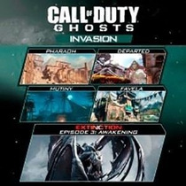 Dlc Invasion - Call Of Duty Ghosts - Ps3 - Promoção !!