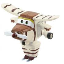 Super Wings Avião Mini - Bello - Ref 10019