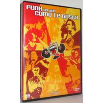 Dvd Funk Como Le Gusta - Funk Como Le Gusta Ao Vivo