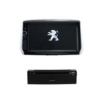 Kit Central Multimidia Dvd Gps Peugeot 208 Tv Bluetooth Top
