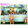 Decoração Festa Infantil Arca Noe (locação)
