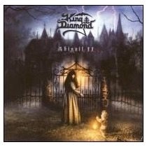 Cd King Diamond Abigail 2