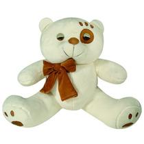 Urso Patinha - Urso De Pelúcia