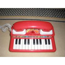 Telefone Piano ,brinquedo Raro Dos Anos 80