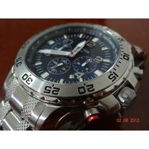 Relógio Nautica N19509g Nst Chronograph Novo - Troco !!!