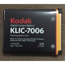 Bateria Para Câmera Kodak Klic7006 M873, M883, M577 ...