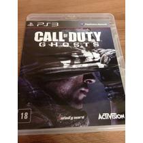Call Of Duty Ghosts Para Ps3 - Novo - Lacrado
