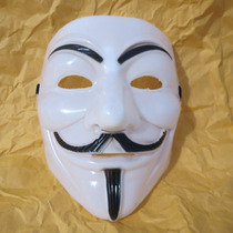 Máscara V De Vingança Anonymous Carnaval Festas A Fantasia