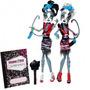 Monster High - Zombie Shake - Meowlody & Purrsephone Mattel