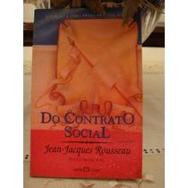 Livro A Origem Das Espécies Do Contrato Social Martin Claret