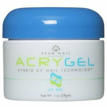 Gel Acrygel Clear 28g Star Nail