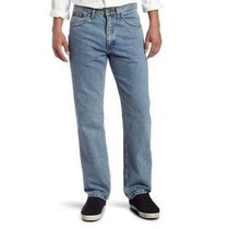 Lee Relaxed Fit Calça Jeans Masculina Tamanho 46 Br