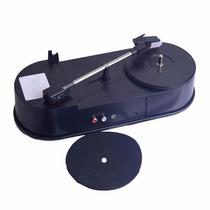Toca Disco - Usb - Conversor Para Mp3 - Vinil - Lp