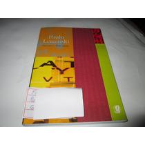 Livro Melhores Poemas De Paulo Leminski Fred Goes