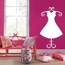 Adesivo Decorativo My Dress (39x70)cm - Frete Gratis