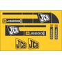 Kit Adesivos Jcb Js 200 Lc - Decalx