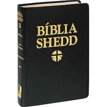 Biblia De Estudo Shedd-nv-cor Preta