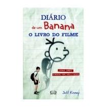 Diario De Um Banana - O Livro Do Filme (livro Impresso)