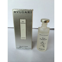 Miniatura Perfume Bvlgari Eu The Blanc Eau De Cologne 5 Ml