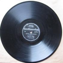 78 Rpm - Ademilde Fonseca: Continental 15.044 - 1943 (dez.)