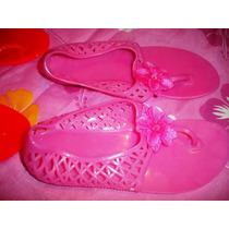 Sandálias Feminina Tipo Melissa Tamanhos 33,34,35 Novas