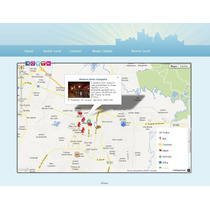 Script Guia Online Google Maps 2014 Responsivo Php5 Mysql