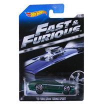 Hot Wheels Velozes E Furiosos 72