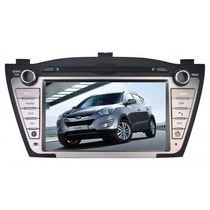 Central Multimídia Hyundai Ix35 Kit Dvd Original Completa