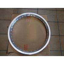 Aro Roda Traseiro Aluminio Fosco Titan