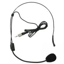 Microfone Headset Auricular Ht9 Com Plugue P2