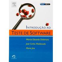 Livro - Introdução Ao Teste De Software -maldonado, Delamaro