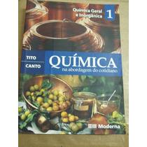 Quimica Na Abordagem Do Cotidiano Volume 1 Bom Estado Q7