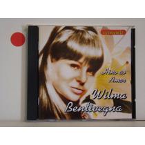 Cd - Wilma Bentivegna - Hino Ao Amor - (revivendo)