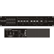 Cabeçote Multiuso Mesa Som Amplificada Pm4-800 4 Canais 250w