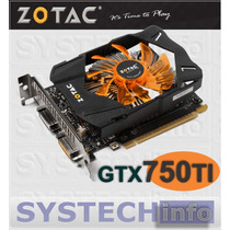 Placa De Vídeo Gtx750ti 2gb Ddr5 Nvidia Zotac Gtx 750ti