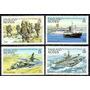 Falkland Is./ Malvinas 1983 - Navios E Aviões De Guerra (4)