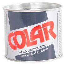 Massa Plástica 800gr - Colar - Cor Travertino