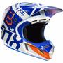 Capacete Fox V4 Intake Motocross Trilha A Sw - Size Pequeno
