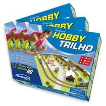 Hobby Trilho Caixa C - 6407 - Frateschi